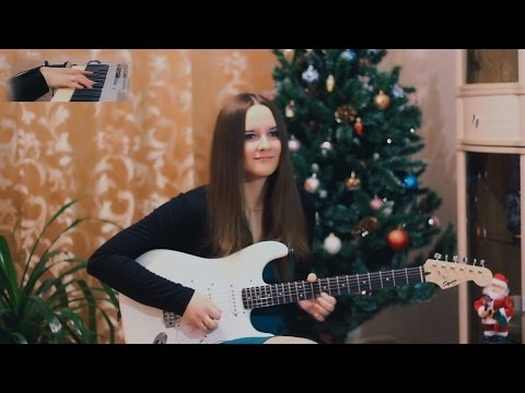 Holiday Special! Abba - Happy New Year (piano/guitar quick-cover)