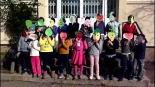 Hino da Fruta 2014/2015 – 3.º Ano, EB Torrinha – PORTO