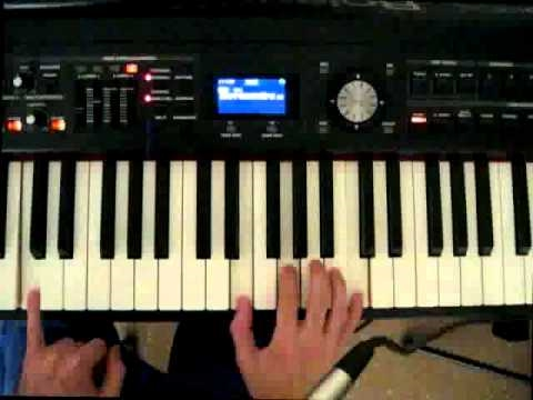 Piano Lesson: Using Pedal Notes (Pedal Points) to Create Harmonic Tension
