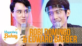 Robi and Edward exchange advice for each other | Magandang Buhay