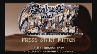 Shadows of the Tusk (Sega Saturn) http://sesesega.blog90.fc2.com/bl...