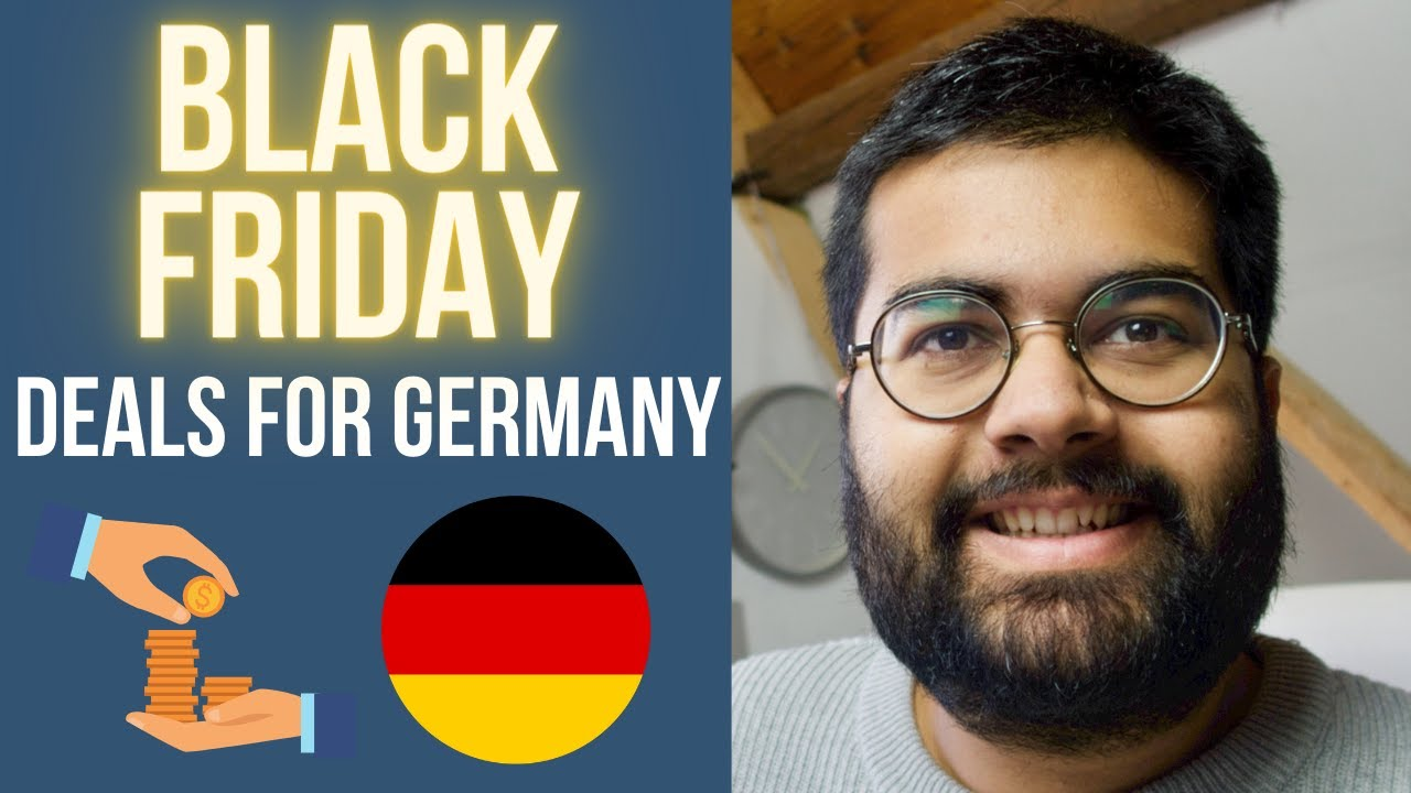 Crazy Black Friday Offers For Learning German Studying In Germany And Finding Jobs In Germany Youtube