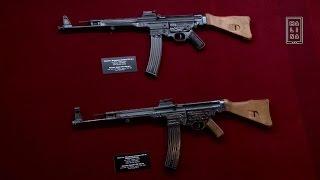 Штурмовые винтовки времен Второй мировой войны: Sturmgewehr и FG 42