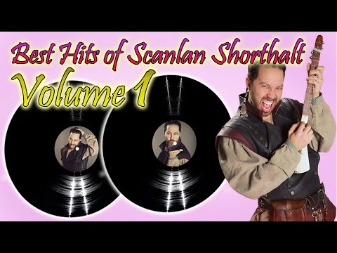 The Best Hits of Scanlan Shorthalt  Volume 1 Available Today From Gilmore's Glorious Goods!