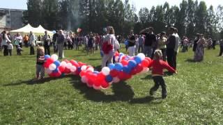 День Воздушного Флота России в Аэропорту ТОМСК-2013