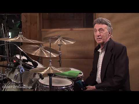How To Play Drums On Don't Be Cruel By Elvis Presley With D.J. Fontana