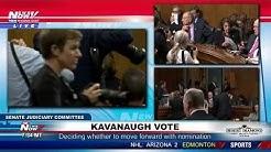 FNN: Michelle Obama at Rally in Florida; Senate Floor Following Dramatic #Kavanaugh Hearing