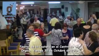 Fiesta Castaña Centro Dia 12. Guadalinfo de Orgiva, Granada, Andalucia, España