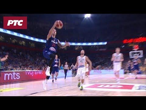 Srbija Litvanija Bjelica I Jović Odlučujući Poeni Utakmice