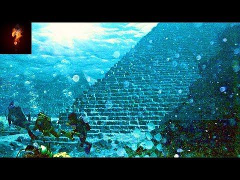 Lost Civilisation Of Atlantis Found?