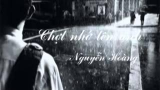 Chợt nhớ tên anh - Nguyễn Hoàng