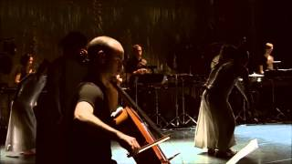 Cello Biënnale 2012 - Snow in June - Jakob Koranyi & LeineRoebana