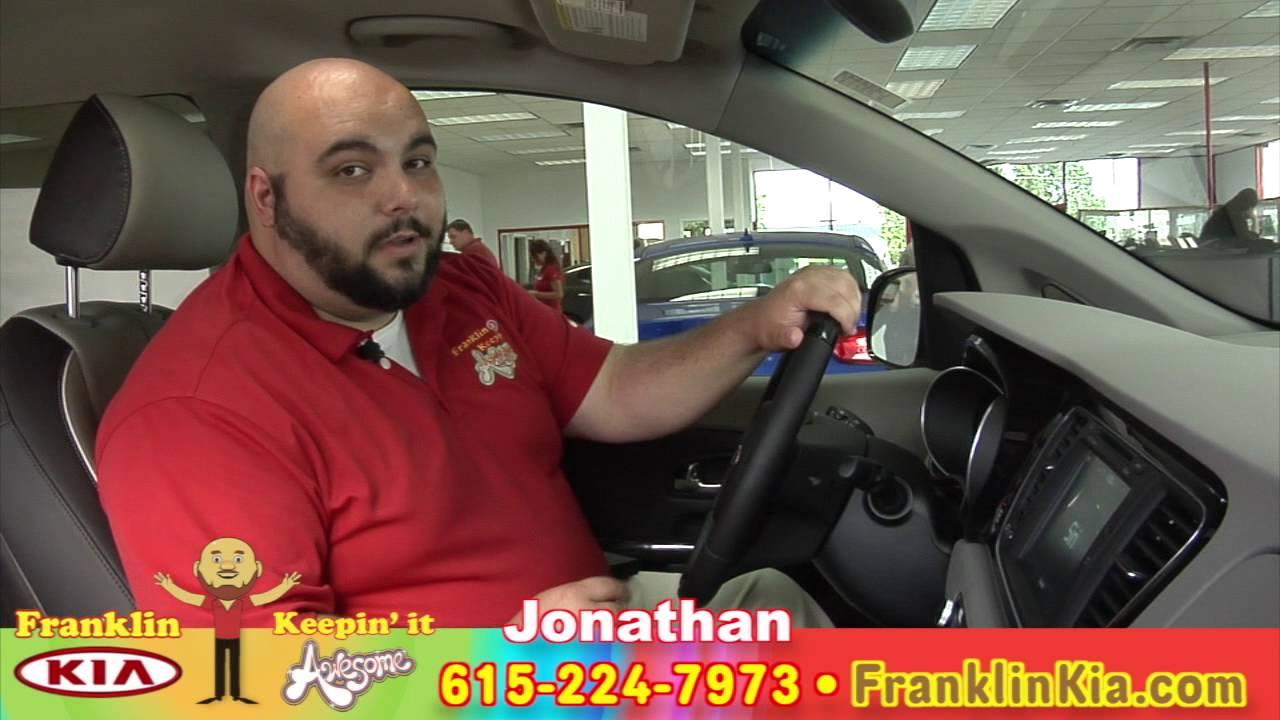Kia Franklin Tn >> 2016 Kia Talk To Text, Safety Texing Feature Review, Madison Franklin Kia Nashville TN - YouTube