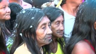 Tesouros do MA: conheça o Ritual da Menina Moça, tradição preservada pela nação indígena Guajajara