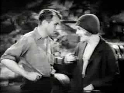 Vilma Banky and Robert Ames in A Lady to Love Part 1