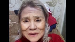 Бабушка,скучает по внучке.