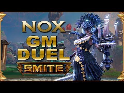 SMITE! Nox, Pues vaya combos! GM Duel #53