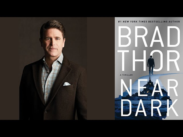 An evening with Brad Thor author of Near Dark