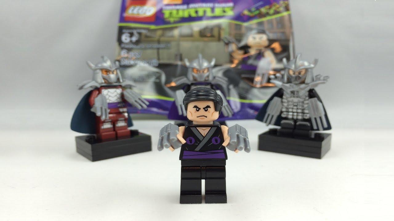 LEGO Teenage Mutant Ninja Turtles 5002127 Flashback-Shredder