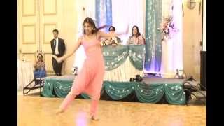 Dance for Wedding Aaja Nachle, Bole Churiya, & Dupatta Tera
