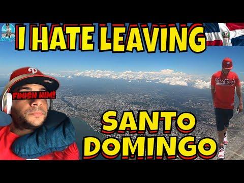 I HATE LEAVING SANTO DOMINGO!!! | DOMINICAN REPUBLIC VACATION