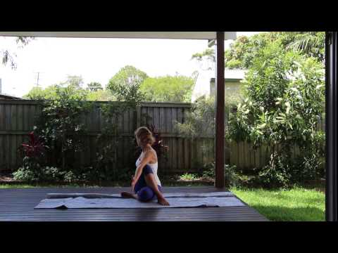Anusara Style Home Practice Yoga Sequence Part 2