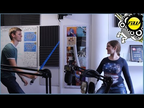 Warwick Fencing Radio Lightsaber BATTLE