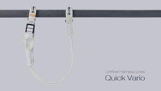 Video: Unifiber Set Harness Lines Quick Vario