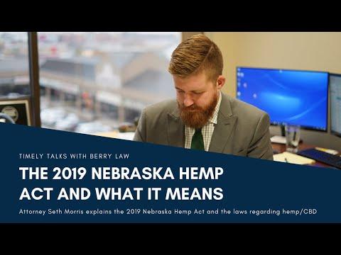 Nebraska's 2019 Hemp Act | Nebraska Defense Lawyers