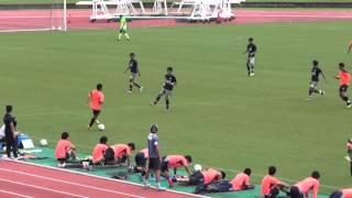 【FC琉球】【沖縄SV】【高原直泰】2016.04.25 練習試合.