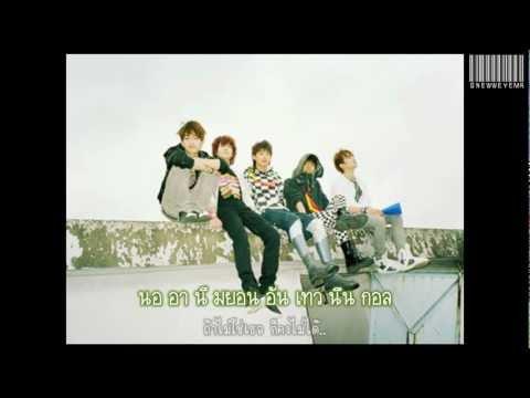 [Tran-Thaisub]: SHINee - Romantic