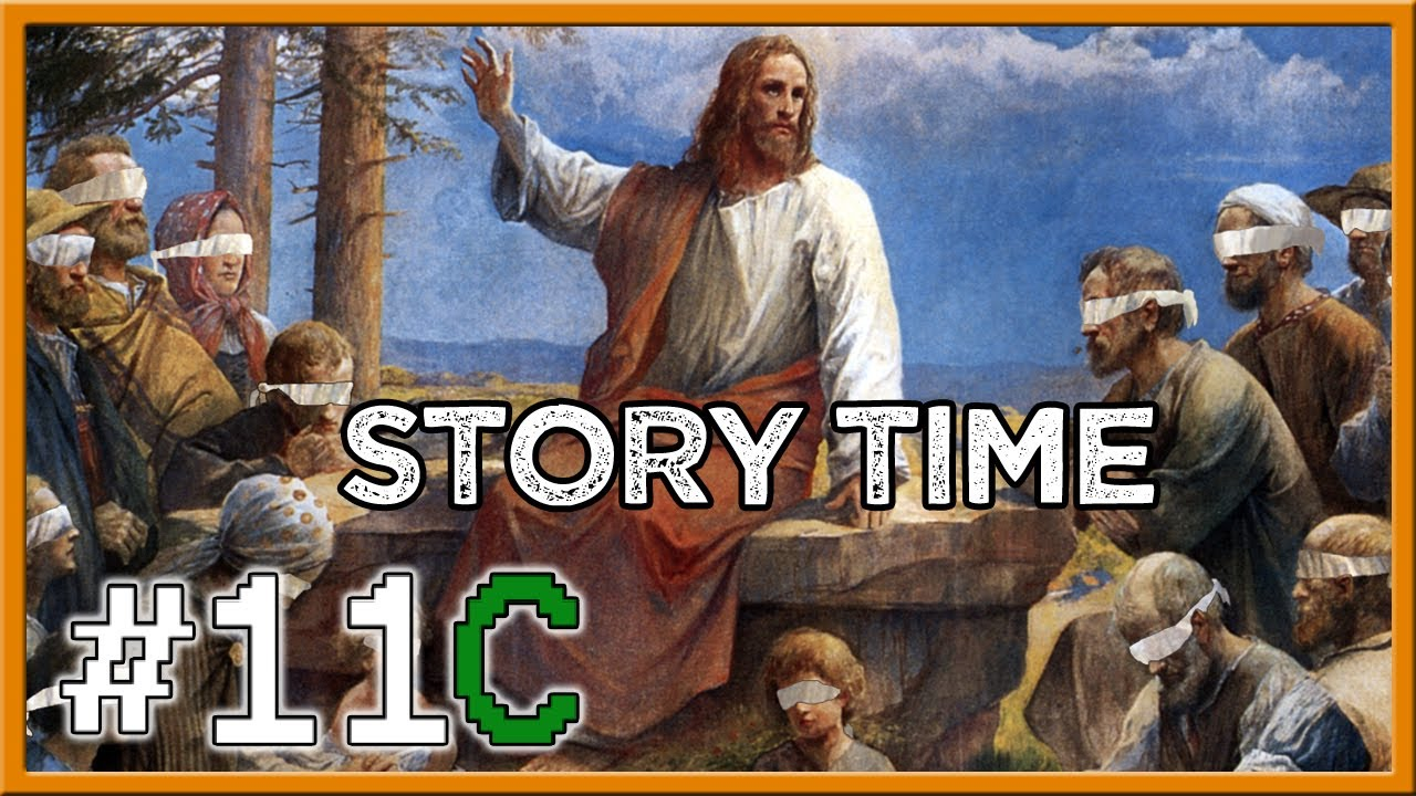 illustrated parables of jesus the sower youtube