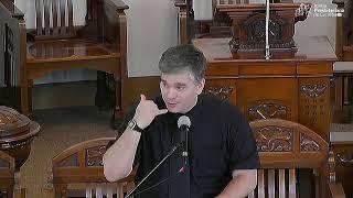 13/12/2020 - Culto 9h - Reverendo Eni Seibert #live