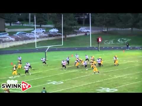 North Union High School vs. Gehlen Catholic High School on 09-27-2013