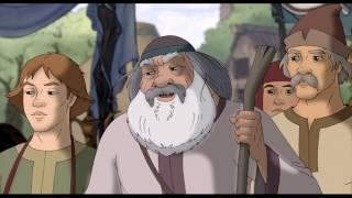 Сказ о Петре и Февронии — Трейлер мультфильма (2017)