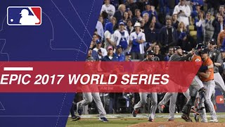 Relive the Dodgers, Astros battle in epic 2017 World Series