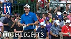Aaron Wise's Highlights   Round 4   Wells Fargo