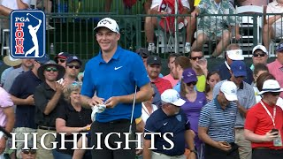 Aaron Wise's Highlights | Round 4 | Wells Fargo