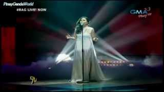 Party Pilipinas RAG Go Live with La Diva Concert 2 03 13
