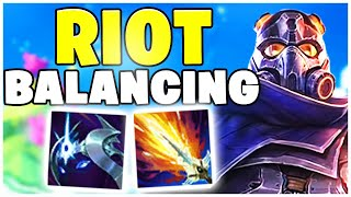 BALANCING RIOT ?  | Noway4u Highlights LoL