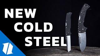 New Cold Steel Pocket Knives 2020 | Knife Banter S2 (Ep 22)