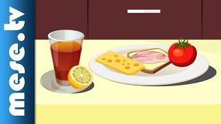 Mi legyen a tányérodon? - Okos Doboz | MESE TV