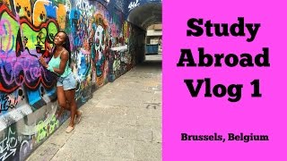 Study Abroad Vlog 1