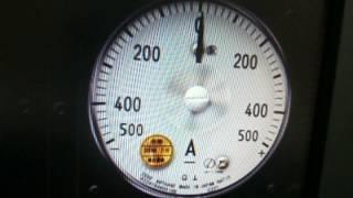 撮り直しました。 くだらない動画ですが・・ 直列8段 並列6段 弱メ界磁...