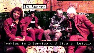 In Stereo: Fraktus im Interview und live in Leipzig