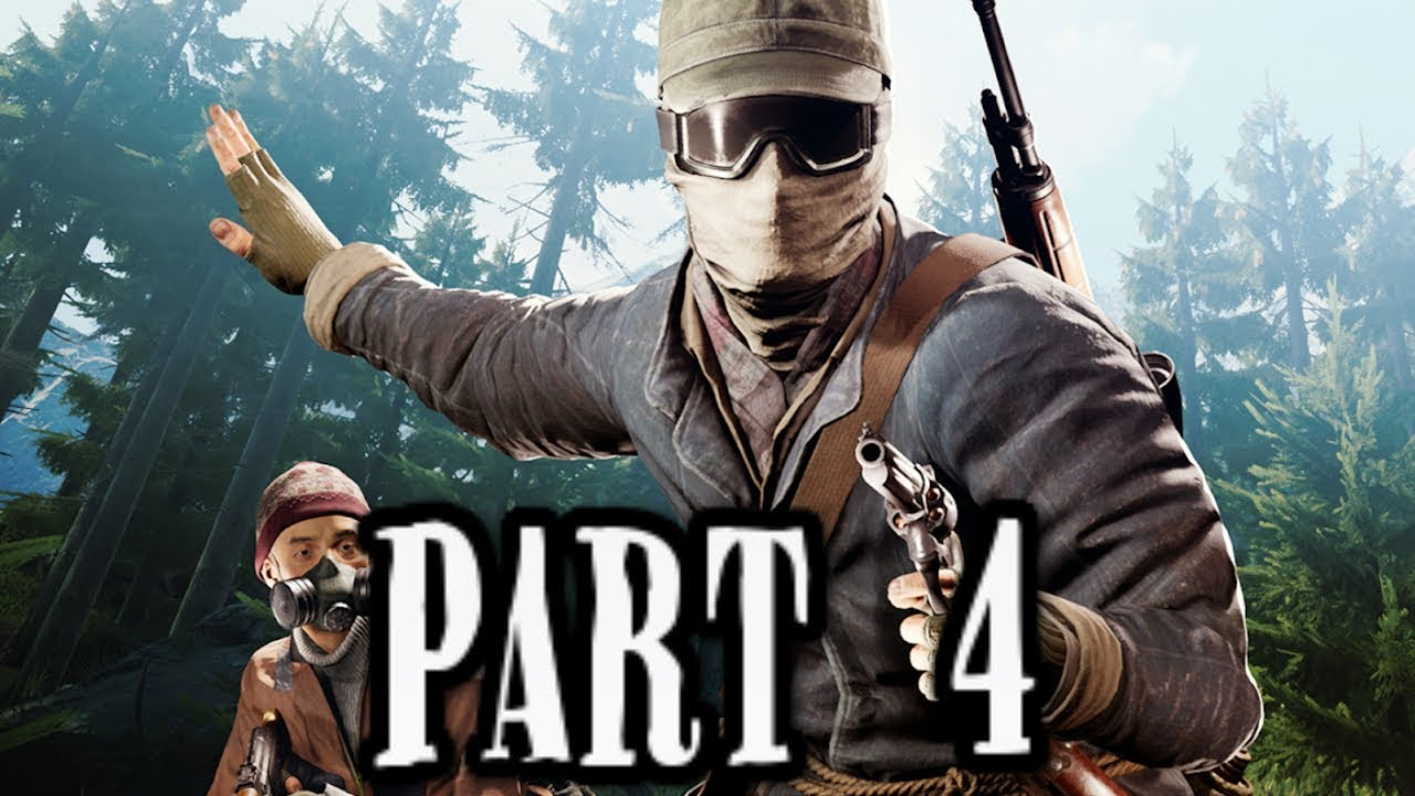Vigor Walkthrough Gameplay Part 4 - Coop Survival - (Vigor Xbox One)