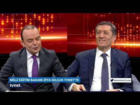 Net Bakış / Ziya Selçuk - Yarıyıl Tatilinden Öğretmen Atamalarına Bir çok Sorunun Cevabı #TVNET'te.