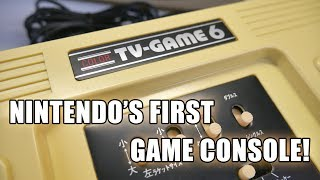 Nintendo's First Game Console: the Color TV-Game 6