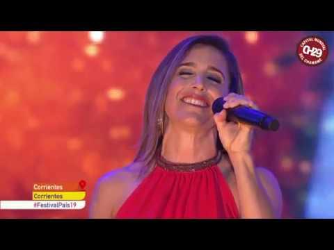 Soledad Pastorutti-Festival Nacional Del Chamame 2019 COMPLETO