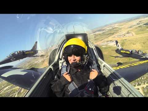 Breitling Jet Team Media Flight